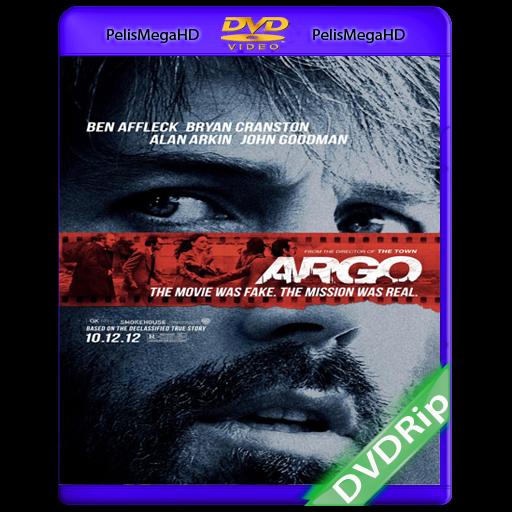 ARGO (2012) DVDRIP ESPAÑOL LATINO