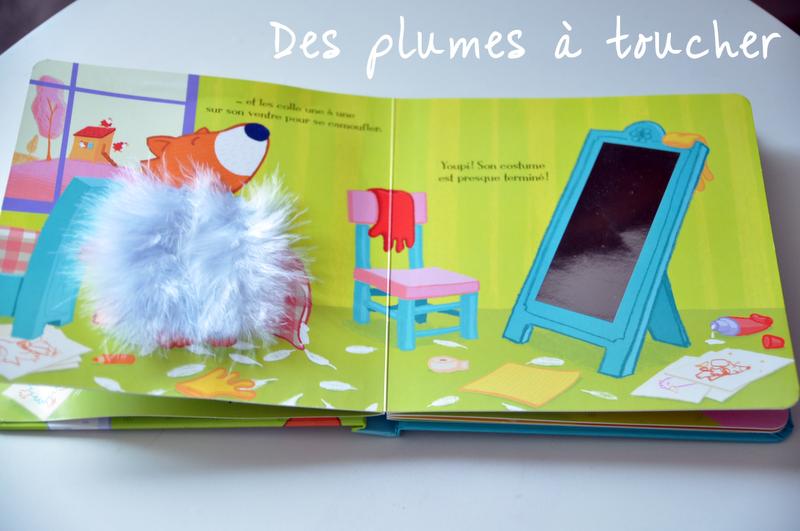le livre toucher pour les b b s renard et les poules. Black Bedroom Furniture Sets. Home Design Ideas