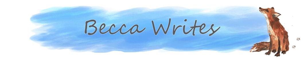 Becca Writes