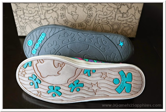 Fun Chooze Shoes for Kids  |  www.3Garnets2Sapphires.com