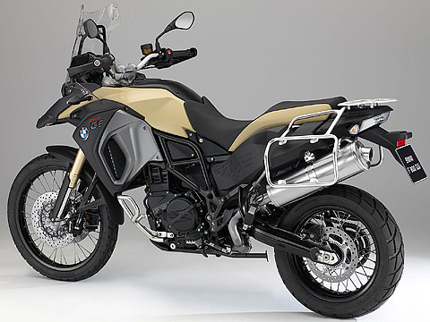 2013 BMW F800GS Adventure - 480x360 pixels