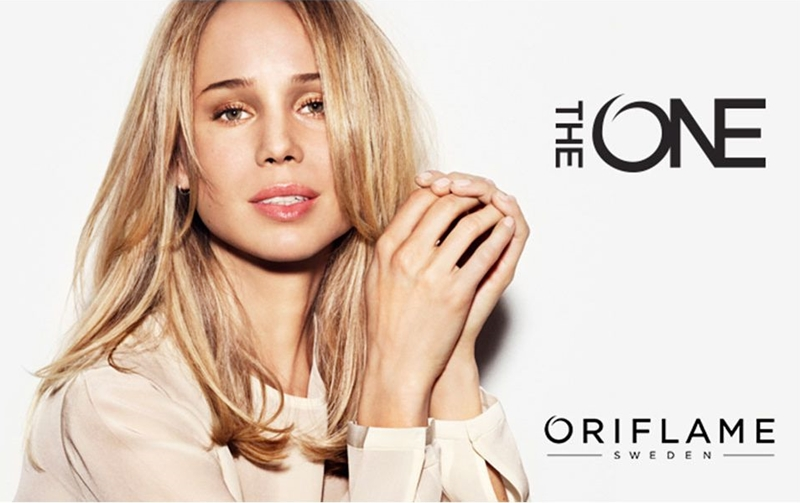 elin kling oriflame the one