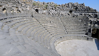The Theater of Umm Qais