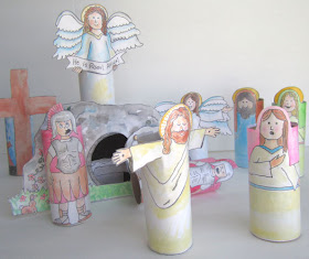 Easy religious christmas crafts for kids religious easter craft for