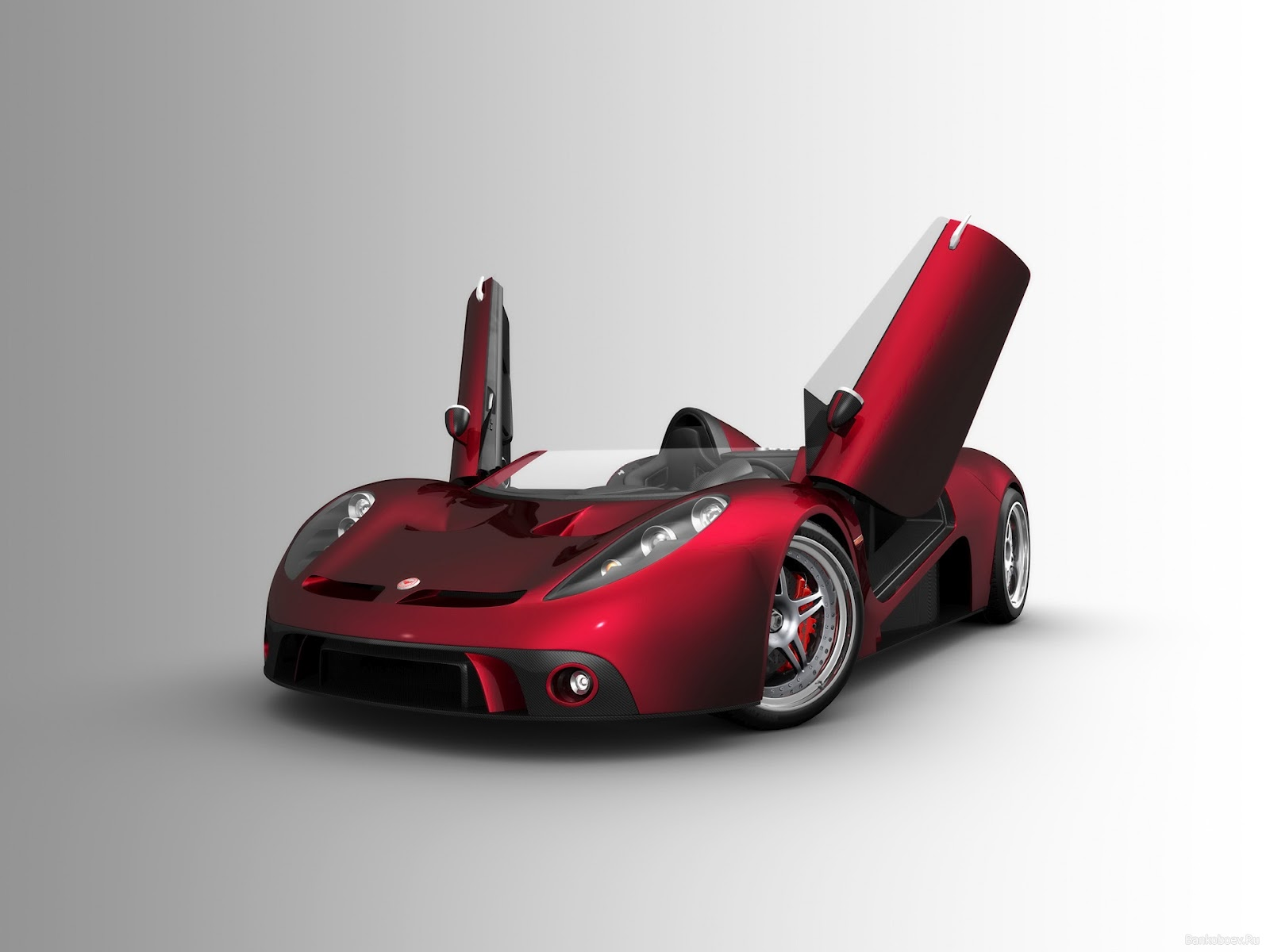 Free HD 3D Car's Wallpapers