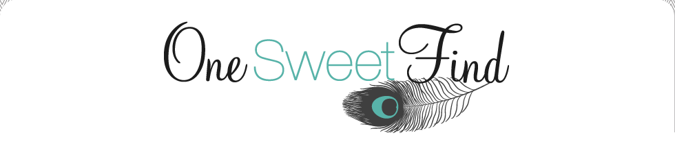 One Sweet Find