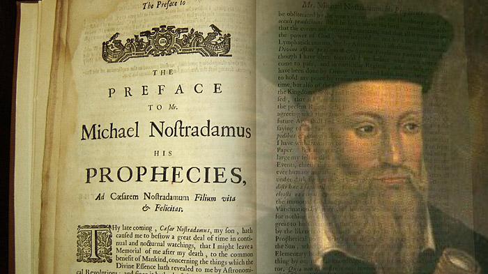 Ini Dia Ramalan Nostradamus yang Akan Terjadi di Tahun 2016