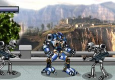 Robot Phiêu Lưu