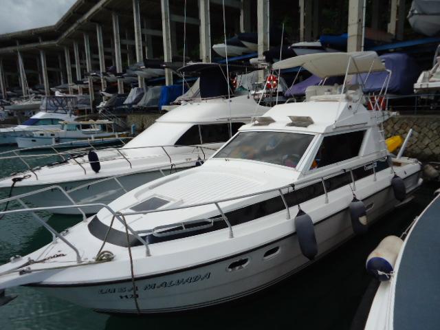 Intermarine Oceanic 32 pés