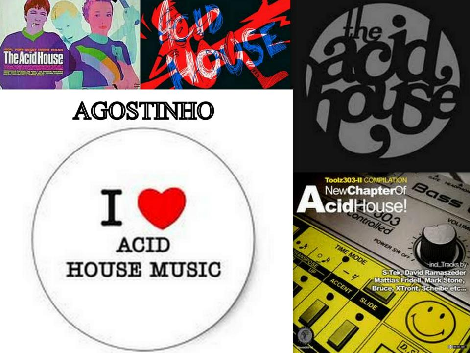 Miniteca death living la profanadora otra mas de for What is acid house music