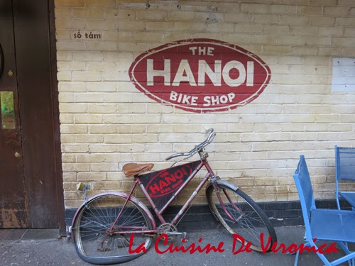 La Cuisine De Veronica The Hanoi Bike Shop Glasgow