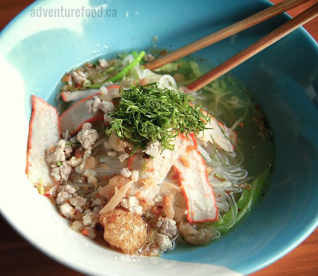 Thailand Noodle dish