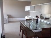 Apartamento de 100m² com 3 dorms ( 1 suite com closet)com armários .