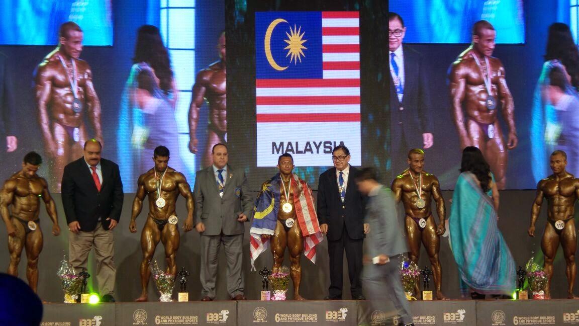 World Record, SAZALI SAMAD JUARA DUNIA kali ke 10. Hadiah Untuk Mu Malaysia