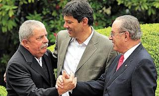 A aliança tem forte rejeição em São Paulo