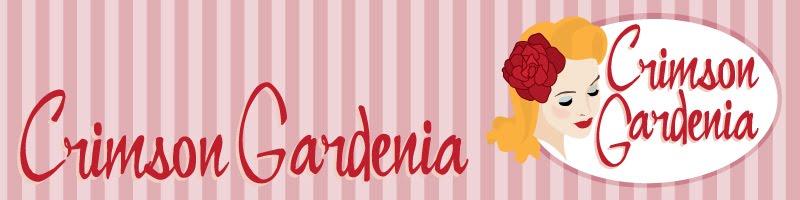 Crimson Gardenia
