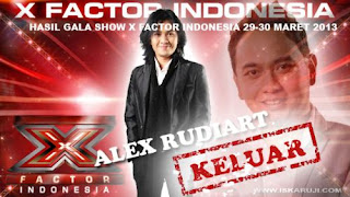 X Factor Indonesia Gala Show 6 ( 8 Besar )