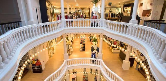 shoppings e lojas de em amsterdam holanda