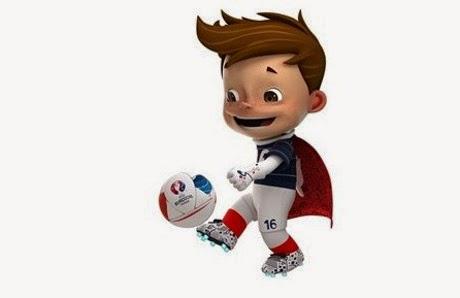 Inilah Maskot Piala Eropa 2016