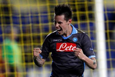 Villarreal 0 - 2 Napoli (3)