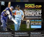 world cup 2011 Live Streaming
