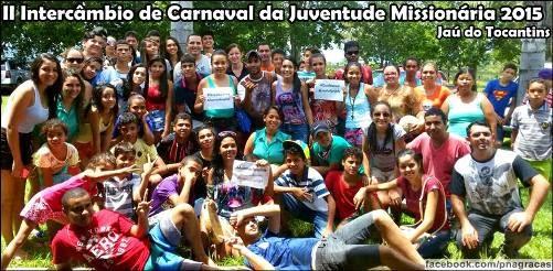 JM da Diocese de Porto Nacional realiza 2º Intercâmbio de Carnaval