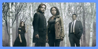 "Review of Fox TV's ""Sleepy Hollow."""
