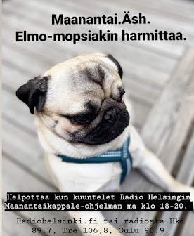 Kuuntele Radio Helsingin Maanantaikappale!