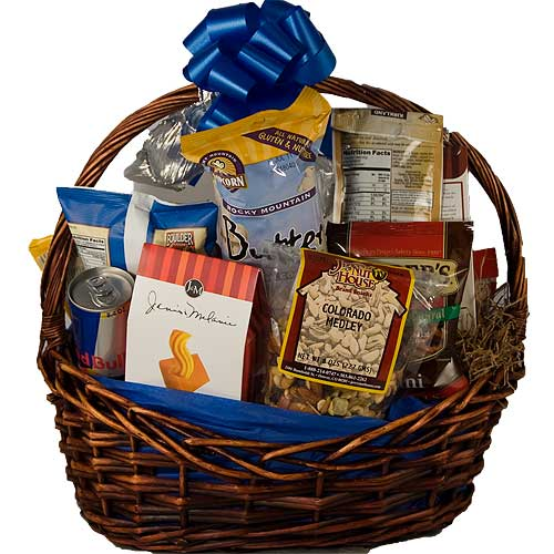 Accountant Gift Basket2