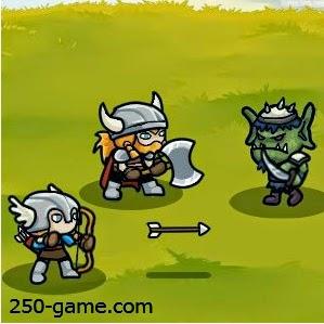 لعبة اسطوره المحاربين