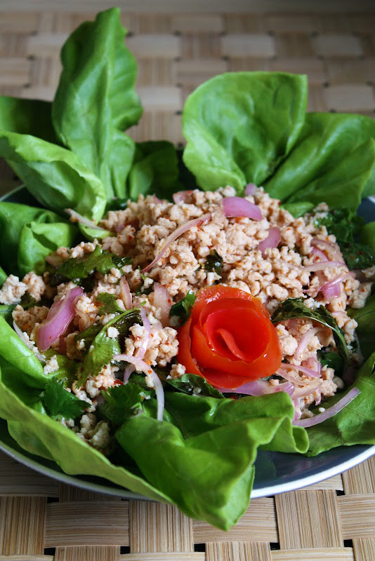 larb recipe