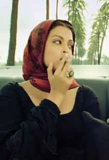 aishwarya rai smoking