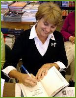 Author Fran McNabb