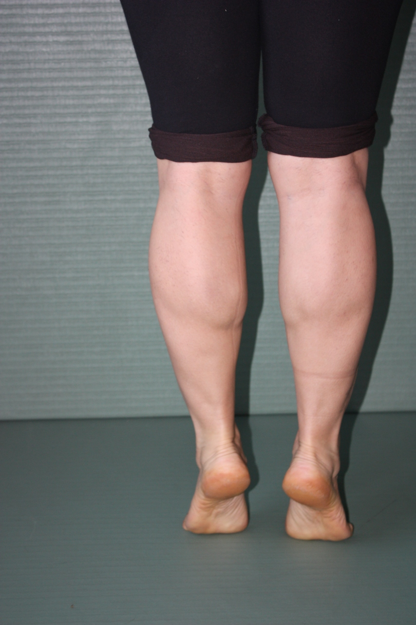 Muscular Calves Women 118