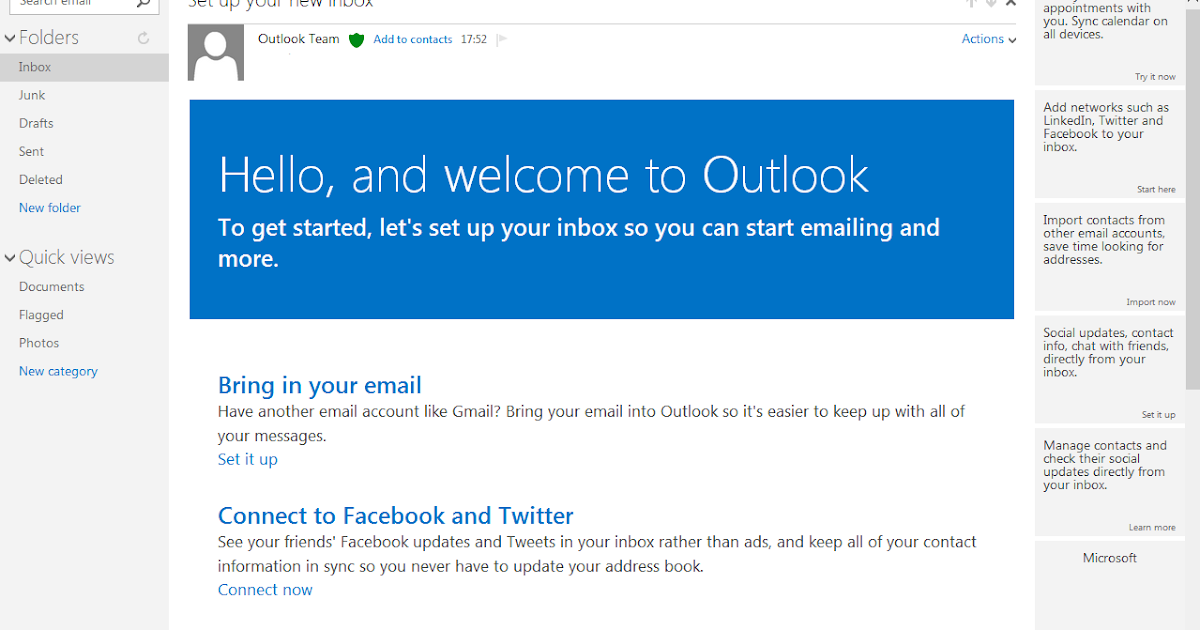 caleb s computer blog outlook     microsoft s new email service is