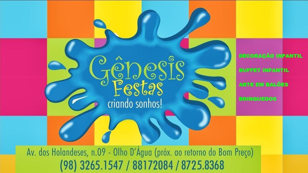 GÊNESIS FESTAS