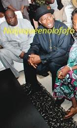 Alamieyeseigha and Goodluck Jonathan