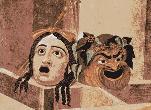 grecia comedia: