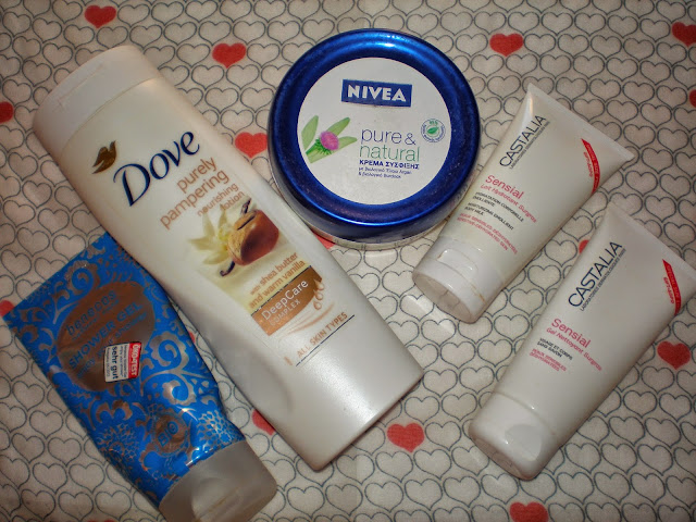 Body Care Empties