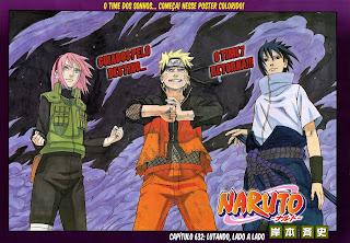 Naruto 632 Português Mangá leitura Online
