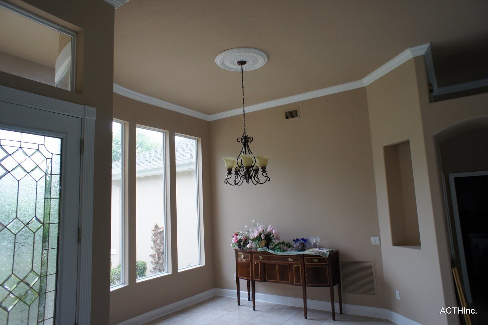 A Classic Touch Painting Plantation Bay Complete Interior