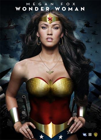 Mujer Maravilla High Resolution