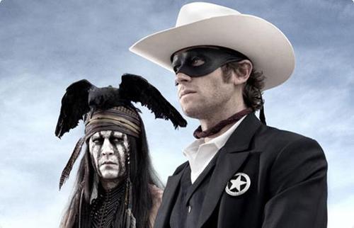 The lone ranger - 10 phim bộ được mong đợi nhất 2013