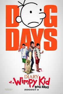 El diario de Greg: Días de perros (2012) Online