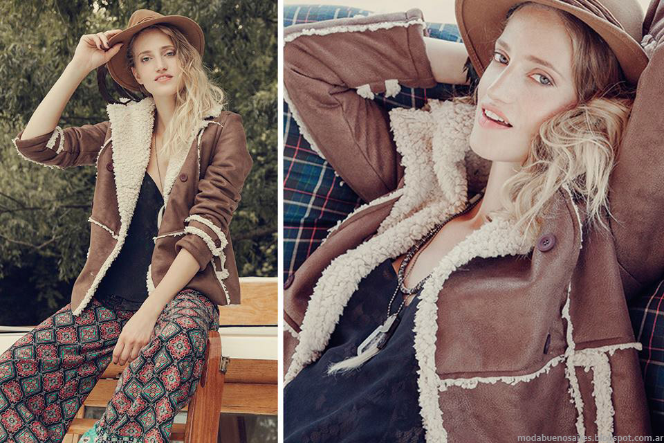 Try Me otoño invierno 2015. Moda otoño invierno 2015: abrigos, camperas, tapados otoño invierno 2015.