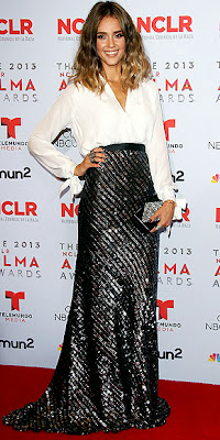 Jessica Alba, ALMA Awards, Juan Carlos Obando