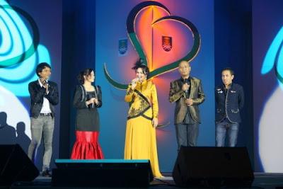 Gambar Siti Nurhaliza Belajar UiTM Shah Alam Jurusan Muzik
