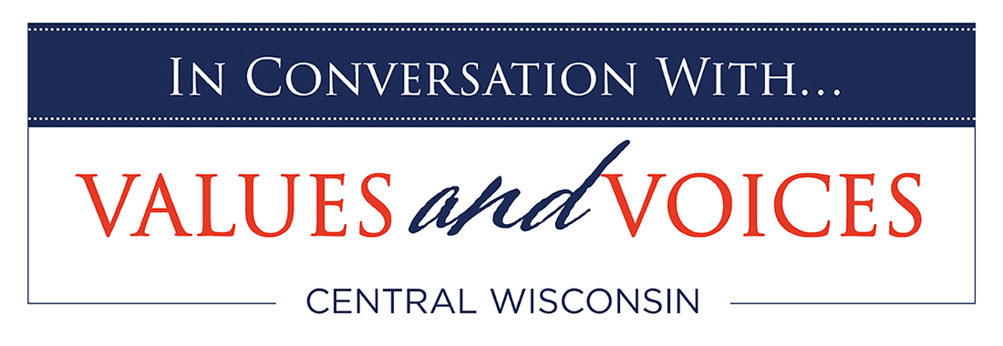 Values and Voices in Central Wisconsin