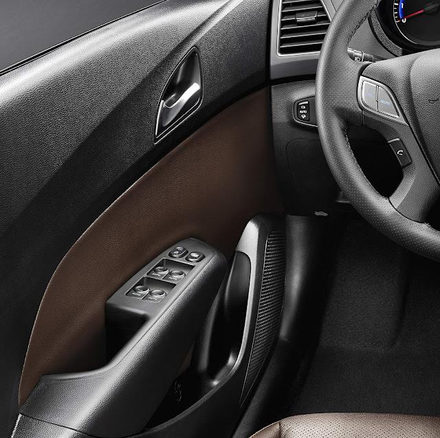 Novo Hyundai HB20 X 2016 - interior