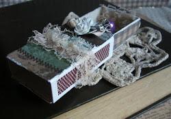 Caixa de Fosforo decoradas